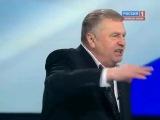 Владимир Жириновский оскорбил Аллу Пугачеву, программа